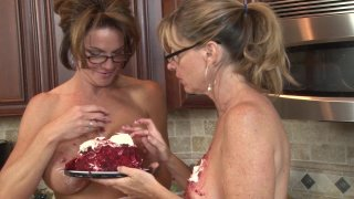 Streaming porn video still #8 from Somebody's Mother: Indiscretions By Deauxma
