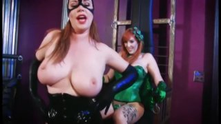 Streaming porn video still #2 from Lesbian Comix