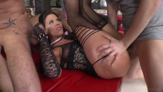 Streaming porn video still #3 from Rocco's Perfect Slaves #5