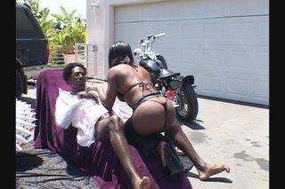 Streaming porn video still #3 from Ebony Paradise