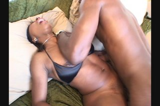 Streaming porn video still #8 from Ebony Paradise