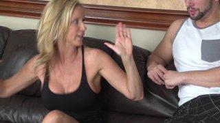Streaming porn video still #3 from Mothers Behaving Very Badly Vol. 3