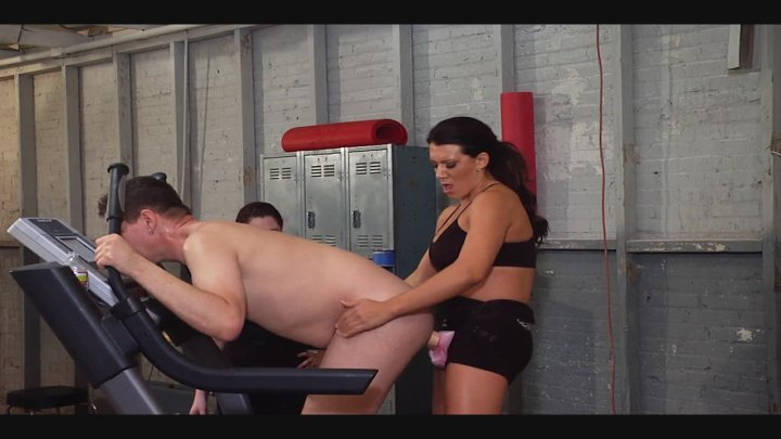 Streaming porn video still #1 from Slut Bottom Chris Meets The Prostate Assassins