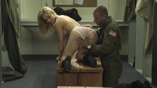 Streaming porn video still #4 from Top Guns (DVD + Blu-ray Combo)