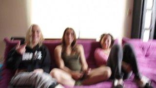 Streaming porn video still #7 from Aiden Riley's Girl Train 3
