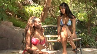 Streaming porn video still #1 from Black Amateur Lesbians