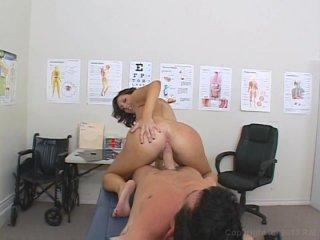 Streaming porn video still #8 from Doctor Adventures Vol. 2