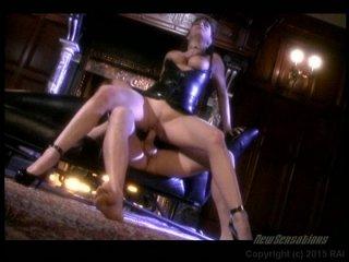 Streaming porn video still #6 from Classic Big Boob Stars