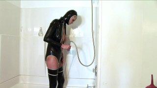 Streaming porn video still #4 from Latex Lovers
