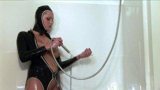 Streaming porn video still #8 from Latex Lovers