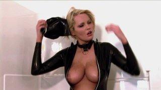 Streaming porn video still #9 from Latex Lovers