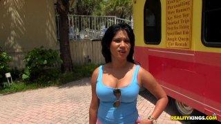 Streaming porn video still #2 from 8th Street Latinas Vol. 25
