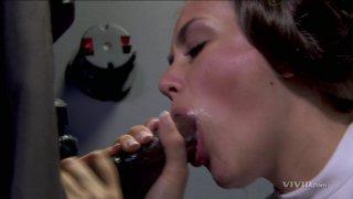 Streaming porn video still #7 from Star Wars XXX: A Porn Parody