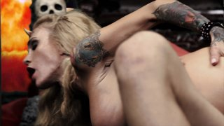 Streaming porn video still #9 from Cindy Queen Of Hell