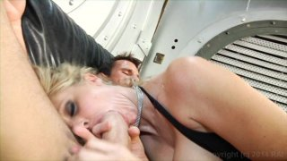 Streaming porn video still #7 from Blonde Anal Lust