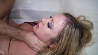 Streaming porn video still #9 from Blonde Anal Lust