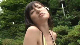 Streaming porn video still #2 from Hana Kizakura: Milky Angel With K-Cups Tits