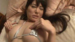 Streaming porn video still #9 from Hana Kizakura: Milky Angel With K-Cups Tits