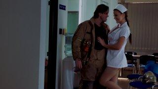 Streaming porn video still #3 from Rose Valerie, Night Shift Nurse