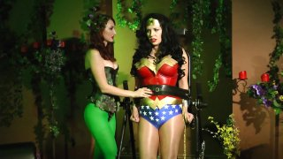 Streaming porn video still #2 from Wonder Woman vs Poison Ivy
