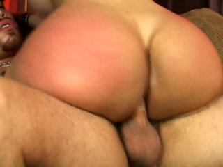 Streaming porn video still #8 from Fuck My Transsexual Bubble Butt #2