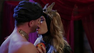 Streaming porn video still #4 from Snow White XXX: An Axel Braun Parody