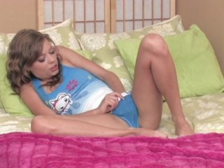 Streaming porn video still #2 from ATK Petite Amateurs Vol. 6