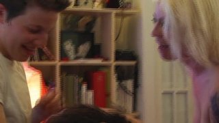 Streaming porn video still #5 from CrashPadSeries Volume 3: Through the Keyhole