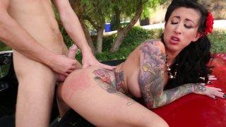 Streaming porn video still #7 from Busty Pin-Ups! Vol. 2