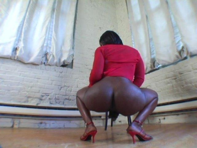 Streaming porn video still #1 from Black Tranny Whackers 5