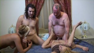 Streaming porn video still #8 from Taboo Family Vacation: An XXX Taboo Parody!