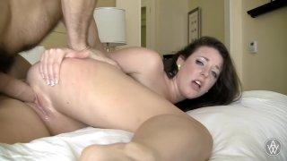 Streaming porn video still #9 from Angela Loves Gonzo