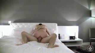 Streaming porn video still #7 from Angela Loves Gonzo