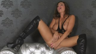Streaming porn video still #3 from Abigail Mac Experience, The