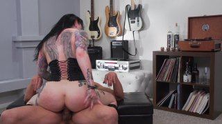 Streaming porn video still #7 from Axel Braun's Inked 3