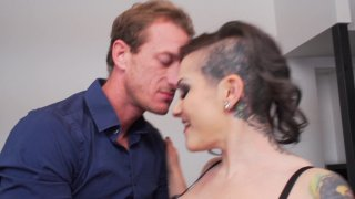 Streaming porn video still #21 from Axel Braun's Inked 3