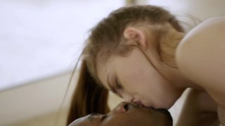 Streaming porn video still #8 from My First Interracial Vol. 8