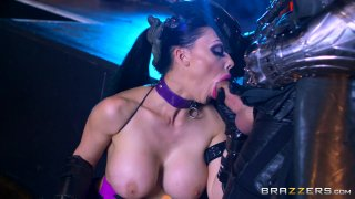 Streaming porn video still #2 from Brazzers Presents: The Parodies 7- Pornstar Go
