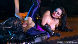Streaming porn video still #8 from Brazzers Presents: The Parodies 7- Pornstar Go