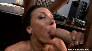 Streaming porn video still #4 from Big Tits At Work Vol. 12