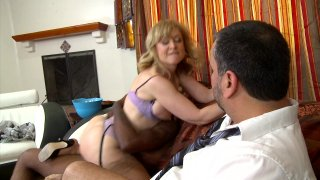Streaming porn video still #7 from Mothers & Their Boys