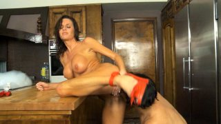 Streaming porn video still #8 from Mothers & Their Boys