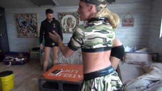 Streaming porn video still #4 from Rocco Siffredi  Hard Academy