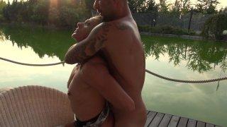 Streaming porn video still #7 from Rocco Siffredi  Hard Academy