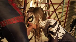 Streaming porn video still #7 from Spider-Man XXX 2: An Axel Braun Parody