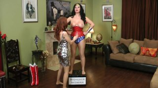 Streaming porn video still #9 from Wonder Woman