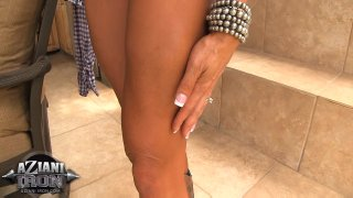 Streaming porn video still #7 from Aziani's Iron Girls