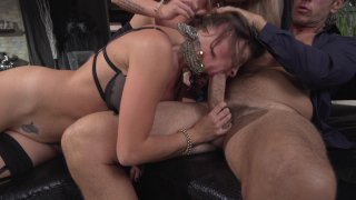 Streaming porn video still #2 from Rocco's Perfect Slaves #11