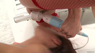 Streaming porn video still #8 from Swallow My Squirt #7
