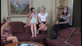 Streaming porn video still #3 from Naughty Babysitter Club